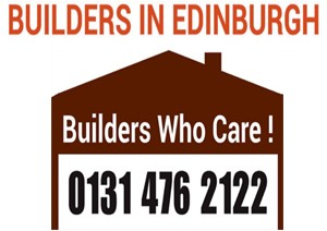 Contact Us Builders In Edinburgh - 0131 476 2122