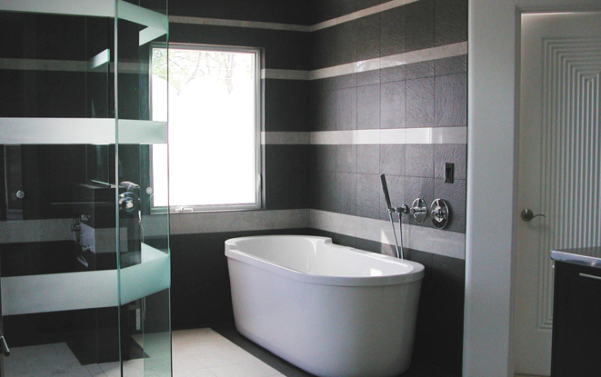 bathroom renovation company builders in edinburgh